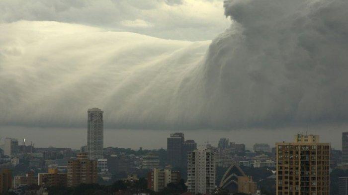 Prediksi Tsunami Setinggi 57 Meter di Pandeglang, BPPT : Datangnya Masih Lama, Bisa Juga Tak Terjadi