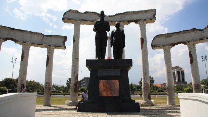 9 Monumen yang Dibangun untuk Kenang Perjuangan Bangsa Indonesia, Ada Tugu Pahlawan di Surabaya