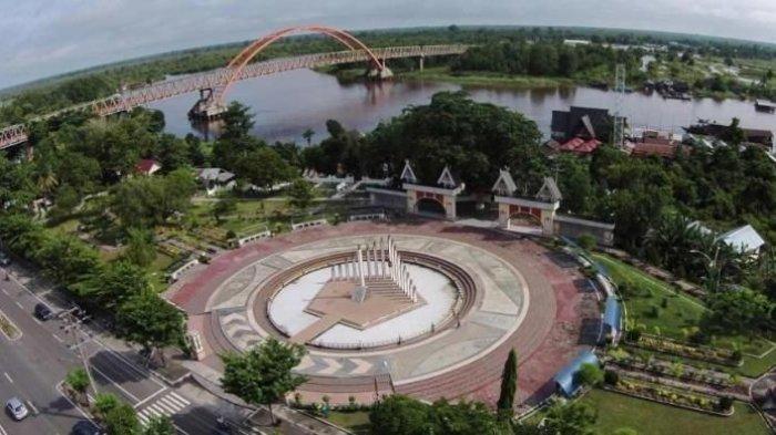 Inilah Kawasan Segitiga Emas Kalteng, Kandidat Ibu Kota Baru Indonesia
