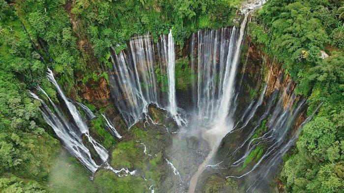 Air Terjun Tumpak Sewu, Niagaranya Jawa Timur yang Sajikan Pemandangan Luar Biasa