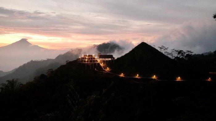 HTM, Lokasi, dan Rute Menuju Tumpeng Menoreh, Restoran Sekaligus Tempat Wisata Baru di Kulon Progo