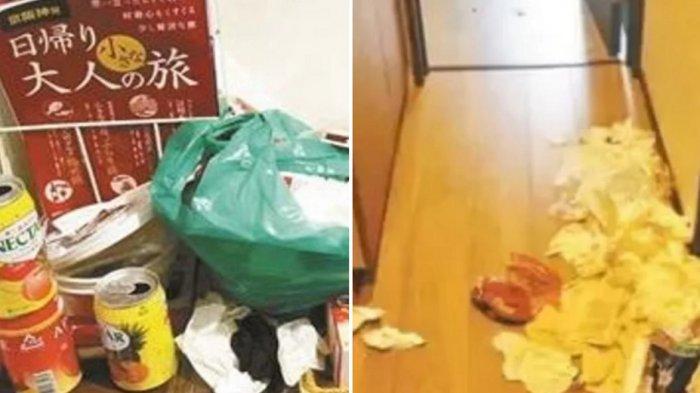 Turis Asal China jadi Sasaran Kemarahan Netter Setelah Tinggalkan Apartemen dengan Kondisi Kotor