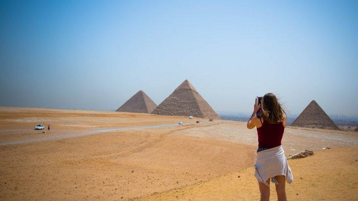 Mesir Izinkan Kunjungan Wisatawan yang Sudah Vaksin Tanpa Tes PCR