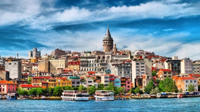 Keindahan Kota Istanbul, Turki