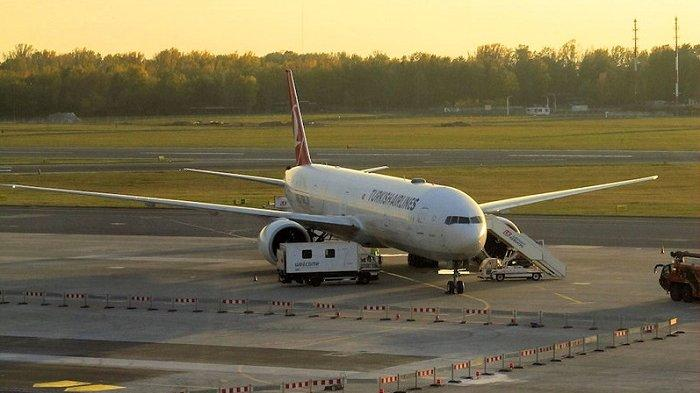 Ada Ancaman Bom, 103 Penumpang Turkish Airlines Dievakuasi
