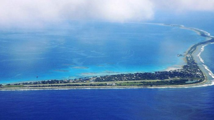 Tuvalu telah lama diprediksi sebagai satu negara kepulauan yang akan tenggelam saat permukaan air laut naik. Namun penelitian baru menunjukkan hal sebaliknya.