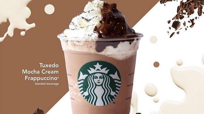 Promo Starbucks - Nikmati Varian Limited Edition 'Secret Recipe' Rp 29 Ribu Bayarnya Pakai GO-PAY