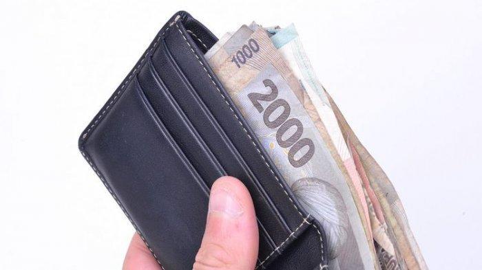 Ilustasi persediaan uang tunai