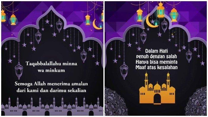 Ucapan Selamat Hari Raya Idul Fitri Bahasa Sunda Hingga Minang