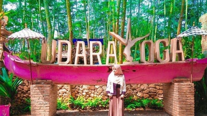 Udara Yoga, Tempat Wisata Baru di Jepara yang Tawarkan Suasana ala Perkampungan Bali