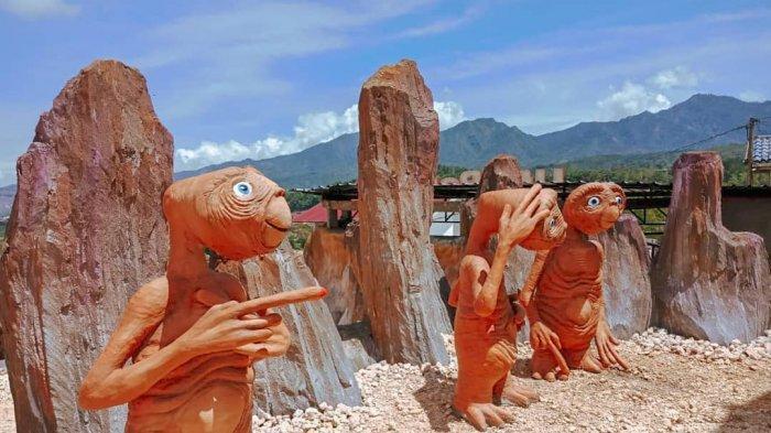 Jelajah Ufo Park, Tempat Wisata Instagramable di Pujon Malang untuk Liburan Akhir Pekan