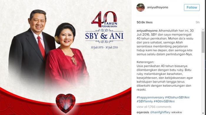 Ulang Tahun Pernikahan Mantan Presiden 3 Negara Ini