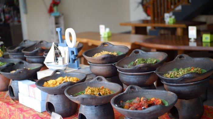Kuliner Lampung - Sajikan Menu Prasmanan, Umah Bone Resto Hadirkan Hidangan Rumahan