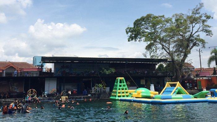Populer Sejak 2012, Umbul Ponggok di Kabupaten Klaten Tawarkan Sensasi Snorkeling di Air Tawar