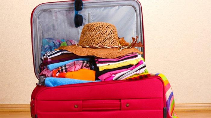 Cek barang bawaan yang akan dibawa saat mudik