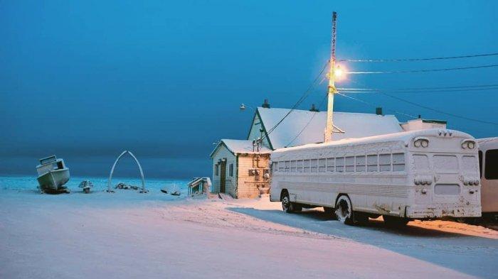 Utqiaġvik, Kota di Alaska yang tak Akan Melihat Matahari Selama 2 Bulan Lebih