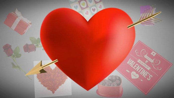 Hari Valentine, Ungkapkan Rasa Sayangmu pada Doi dengan Kumpulan Pesan Cinta Romantis Ini