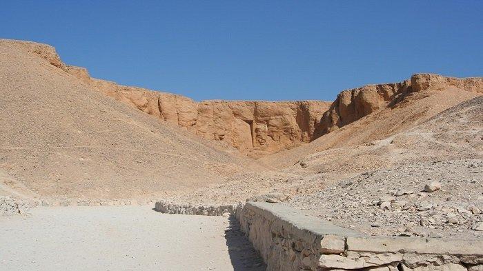Fakta Unik Lembah Para Raja, Tempat Bersemayam Firaun yang Jadi Incaran Pemburu Harta Karun