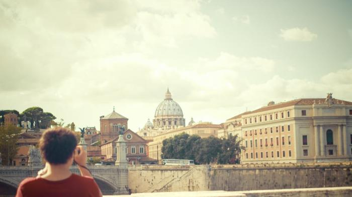 5 Negara Terkecil di Dunia Berdasar Ukuran dan Jumlah Populasinya, Pecinta Sejarah Mampir ke Vatikan