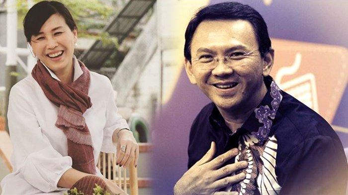 Ahok Resmi Bercerai, Veronica Tan Ajak 2 Anaknya Liburan ke London, Netizen Beri Semangat untuk Nata