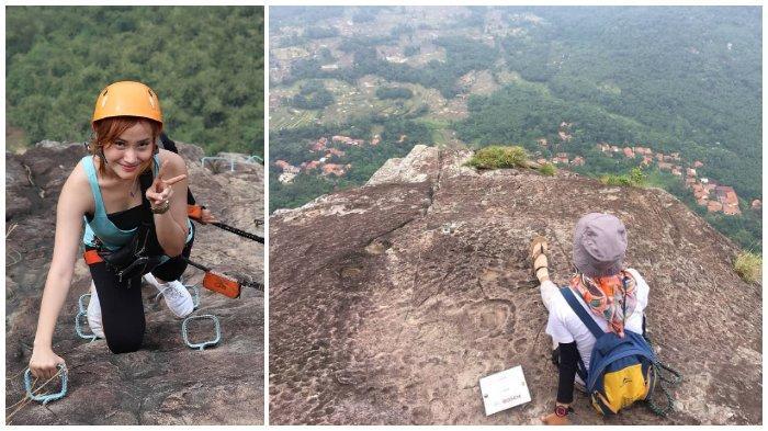 Mencoba Via Ferrata yang Menguji Adrenalin di Gunung Parang, Purwakarta