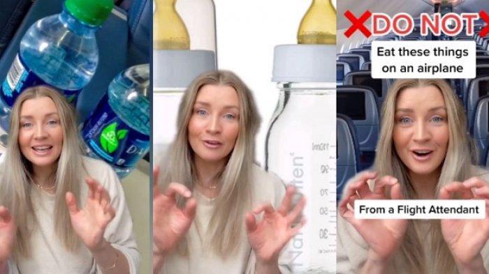 Pramugari ini Beberkan Sejumlah Minuman yang Sebaiknya Tidak Pernah Dipesan Penumpang di Pesawat
