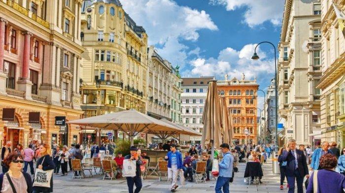 10 Kota dengan Kualitas Hidup Terbaik di Dunia, Didominasi Kota Terkenal di Eropa