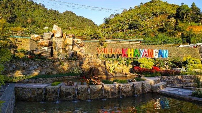 Villa Khayangan untuk liburan akhir pekan di Bogor