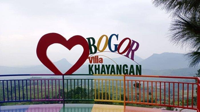 Harga Tiket Masuk dan 7 Potret Villa Khayangan Bogor yang Instagramable