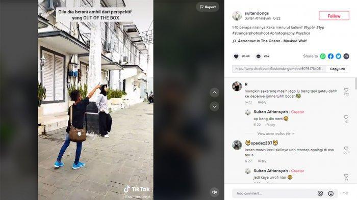 Viral Bocah 13 Tahun Jadi Fotografer Cilik di Kota Lama Semarang, Mahir Pakai Kamera Profesional