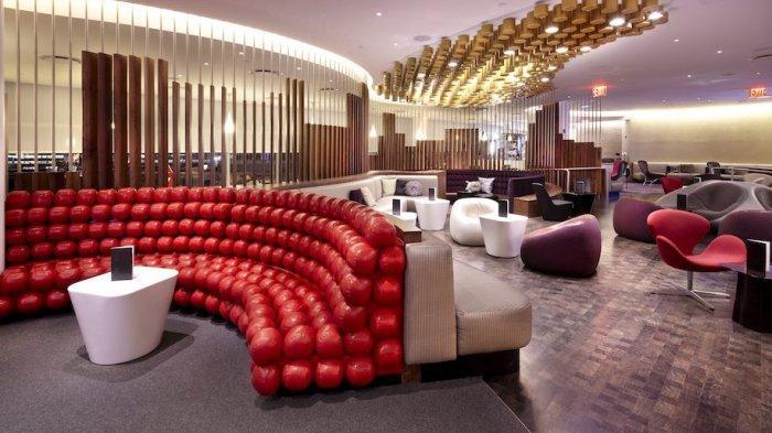 Bikin Penumpang Pesawat Betah, Inilah 4 Lounge Bandara Termewah di Dunia