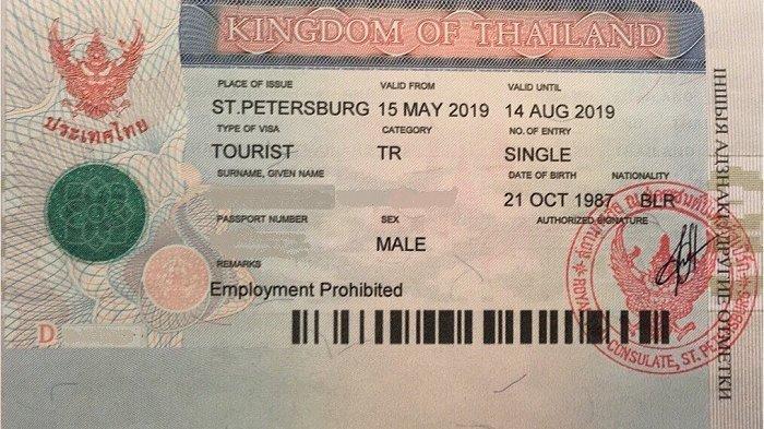 Cara Membuat Visa Turis Thailand, Lengkap dengan Biaya dan Syarat Dokumennya
