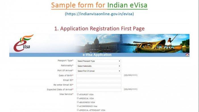 Panduan Lengkap Cara Membuat Visa India dengan Mudah dan Gratis