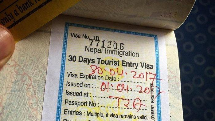 Cara Membuat Visa On Arrival (VoA) Nepal di Bandara, Perhatikan Syarat dan Tahapnya