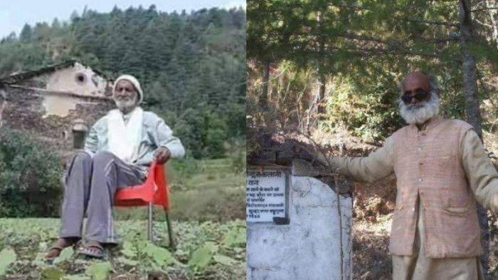 Vishweshwar Dutt Saklani, Manusia Pohon Asal India yang Tanam 5 Juta Pohon Sepanjang Hidupnya