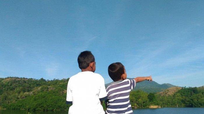Wisata Aceh - Dibangun untuk Sumber Air Petani, Waduk Rajui Padang Tiji Malah Jadi Destinasi Wisata