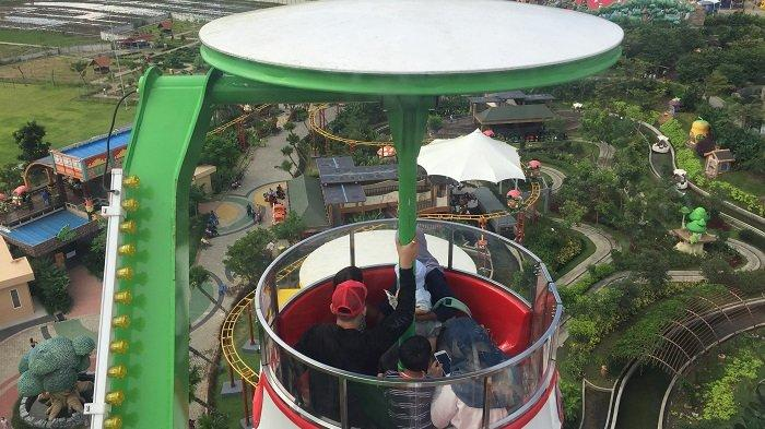 Harga Tiket Masuk dan Cara Beli Tiket Terusan Saloka Theme Park Terbaru 2021