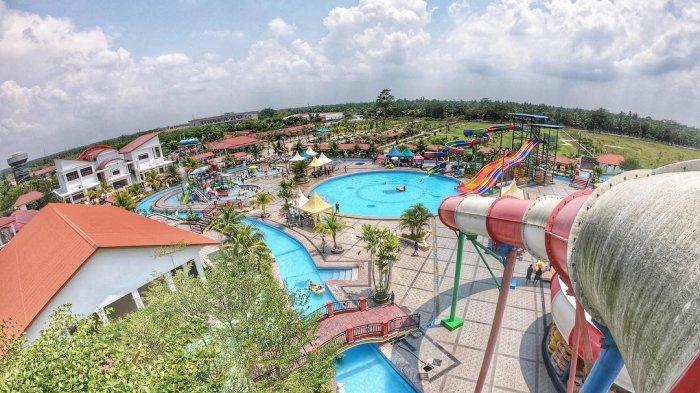 Harga Tiket Masuk Singapore Land Waterpark 2021, Wisata Populer di Sumut untuk Liburan Akhir Pekan