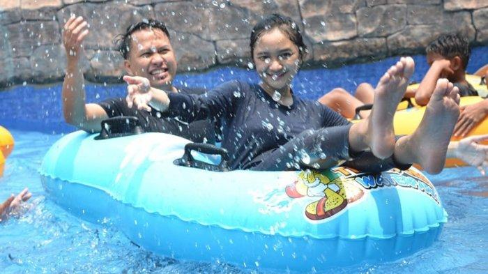 Wahana di Transera Waterpark Bekasi