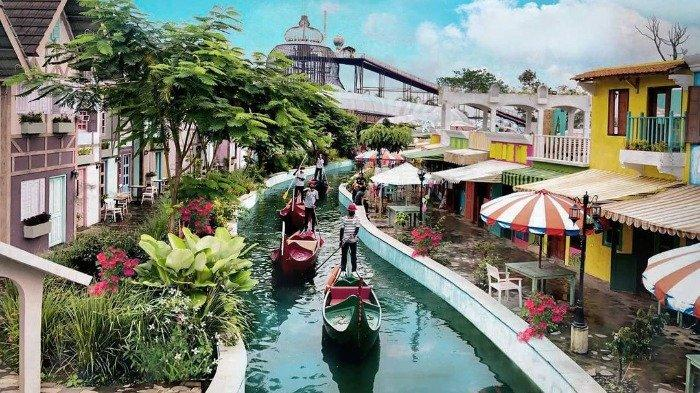 10 Tempat Wisata Instagramable di Semarang untuk Liburan Akhir Pekan, Mampir ke Dusun Semilir