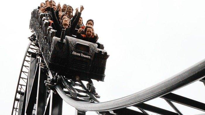 Dibuka Kembali 6 Juni 2020, Alton Towers di Inggris Tiadakan Wahana Roller Coaster