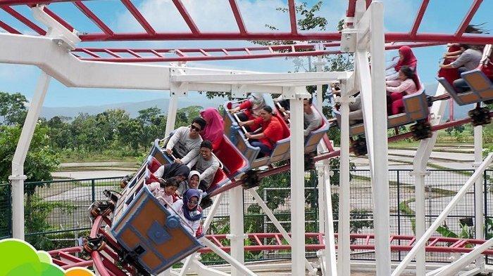 Harga Tiket Masuk Saloka Theme Park Semarang 2021, Ada Tiket Non-Terusan yang Harganya Lebih Murah