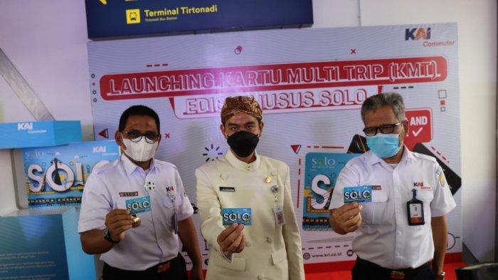 Peminat KRL Kian Tinggi, KAI Commuter Terbitkan KMT Edisi Khusus Solo
