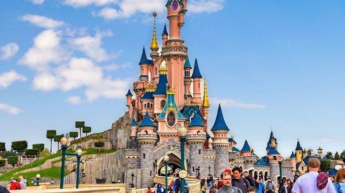 Wisatawan Boleh Lepas Masker saat Liburan ke Disney World, Berikut Ketentuannya