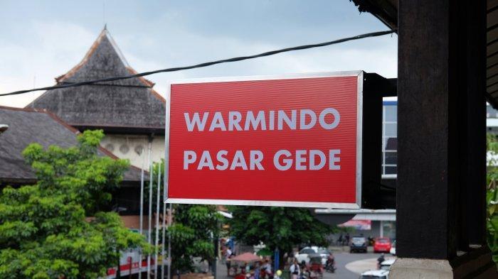 Mencicipi Warmindo Pasar Gede, Makan Sambil Menikmati Landmark Kota Solo