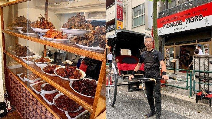 Ada Warteg Indonesia di Tokyo, Sajikan Sambal Goreng Teri Pete hingga Kerupuk Jengkol