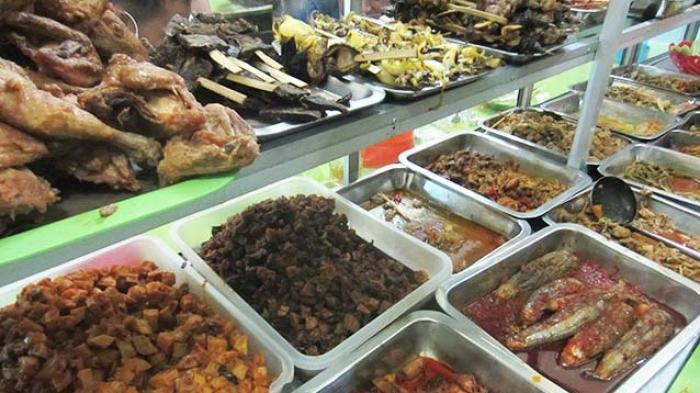 5 Makanan yang Paling Banyak Dicari Pembeli di Warteg, Kamu Suka yang Mana?