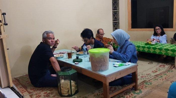 Bakmi Pak Hardi Jadi Warung Langganan Ganjar Pranowo Setiap Berkunjung ke Jogja
