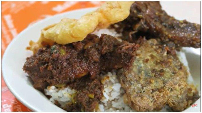 Warung Nasi Bebek All You Can Eat di Jakarta Utara, Bisa Ambil Nasi Sepuasnya