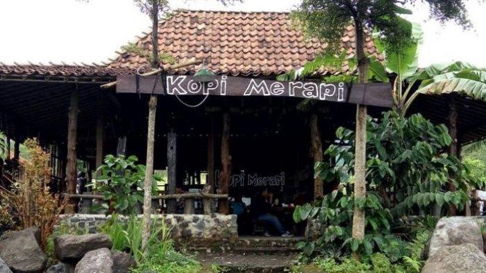 Kopi Merapi, Kedai di Sleman yang Sajikan Kopi Hasil Perkebunan di Tanah Vulkanik Lereng Merapi